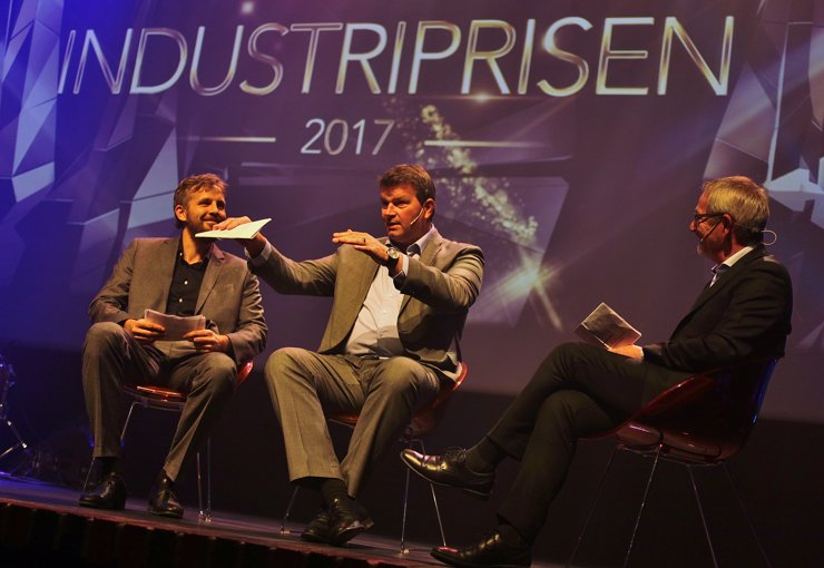 Industriprisen 2017 2